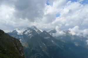 La Grivola and the Trajo glacier (C.) B. Plessis