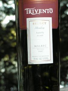 Trivento Malbec