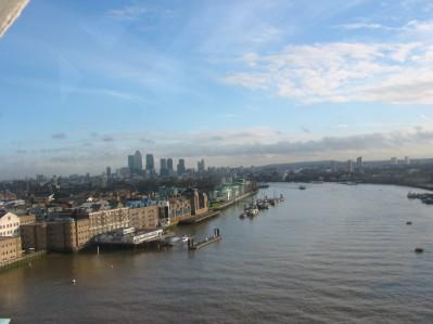 London Docks 12/02/09