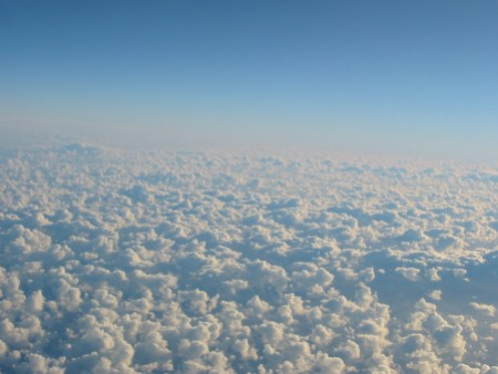 Over the Atlantic, Dec. 14, 2010