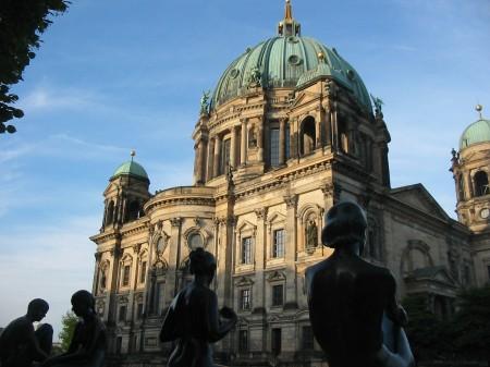 Berliner Dom, July 01, 2011