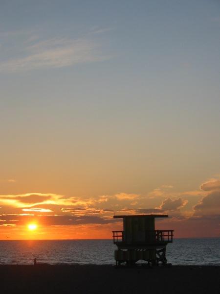 Miami Beach, Aug. 04, 2011