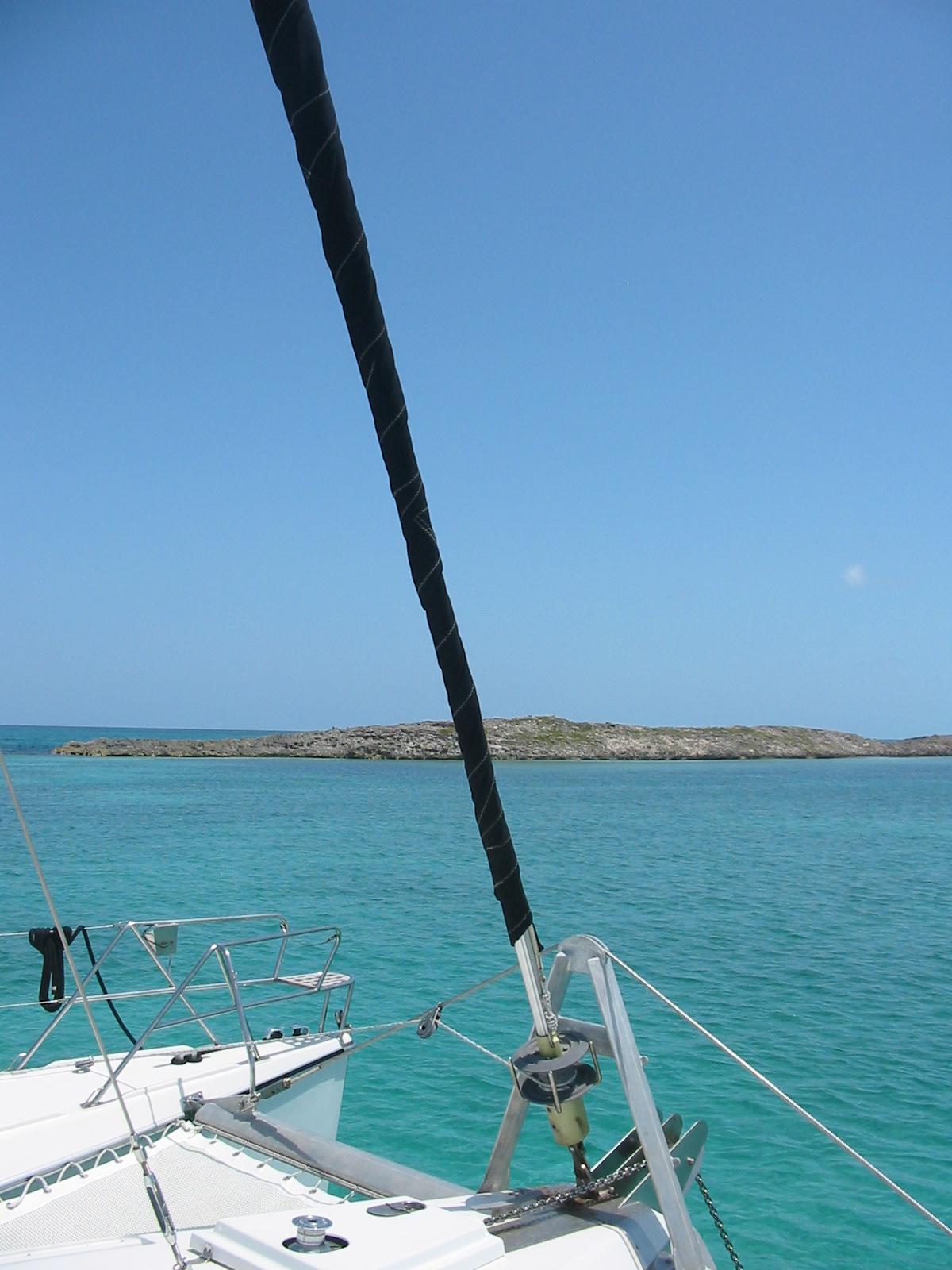 Sailing Charters In The Bahamas: Sailing The Exumas