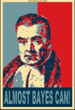 Almost Bayes can!