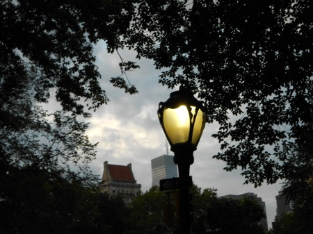 Central Park, New York, Sep. 25, 2011