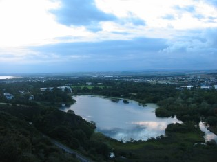 Duddingston Loch, Holyrood Park, Edinburgh, September 6, 2011