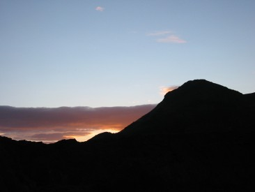 Arthur Seat, Edinburgh, Sep. 7, 2011
