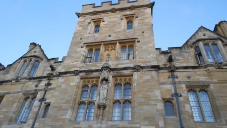 St John's College, Oxford, Feb. 23, 2012