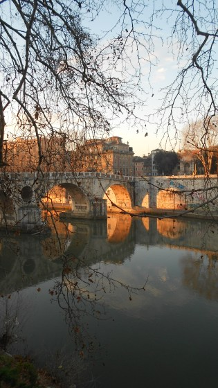 Ponte Sisto (?), Roma, March 01, 2012
