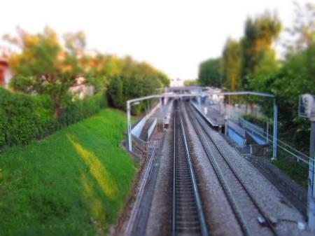 gare RER de Sceaux, May14, 2012