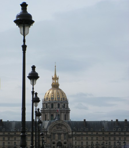 Invalides, Paris, May 8, 2012