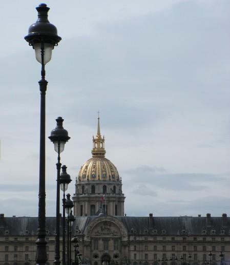 Invalides, Paris, May 8, 2012