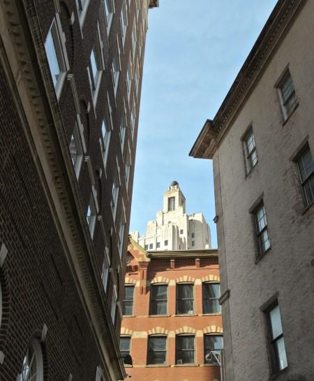 Wesminster St., Providence, Nov. 29, 2012
