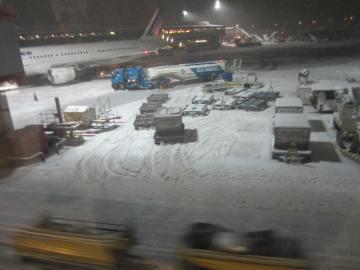 Berlin Tegel Flughafen, Dec. 9, 2012