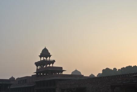 Fatephur Sikri, Uttar Pradesh, India, Jan. 1, 2013