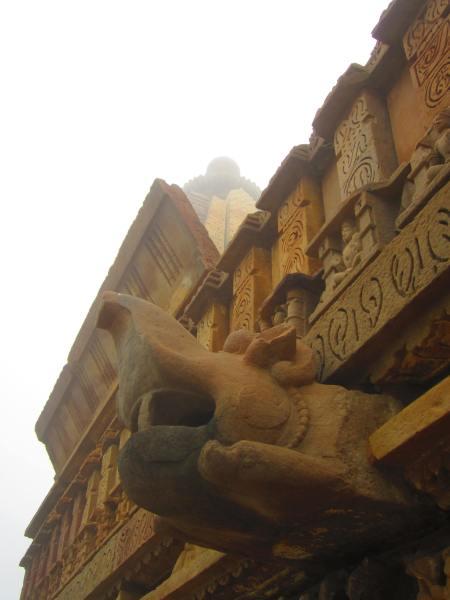 boar (Krishna avatar), Lakshmana temple, Khajuraho, Madhya Pradesh, Jan. 5, 2013