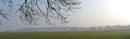 countryside near Kenilworth, England, March 5, 2013