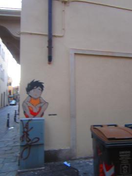 via Cesare Battisti, Padova, March 21, 2013