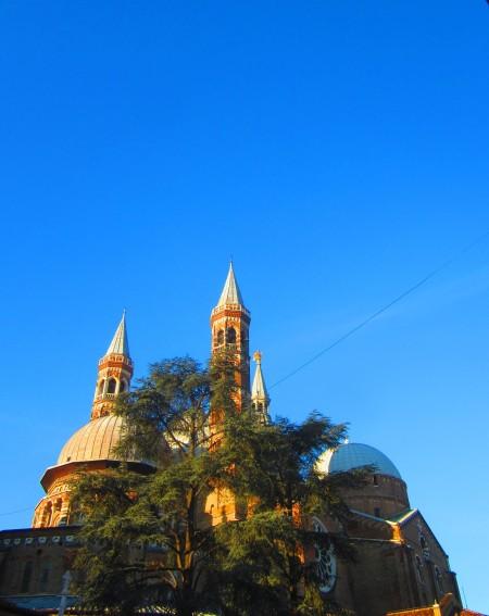 Basilica di sant'Antonio, Padova, March 22, 2023