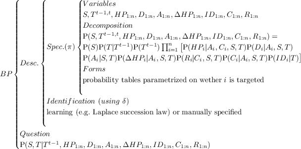 Dissertation inference engine