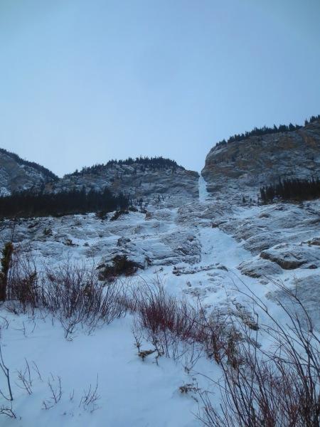 Cascade Mountain Fall